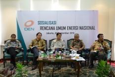 Sosialisasi Rencana Umum Energi Nasional (RUEN)