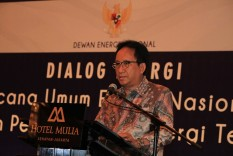 Sambutan Acara Dialog Energi